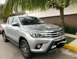 Toyota Hilux 2.8 Tdi Srx Cab. Dupla 4x4 Aut. 4p - 2016