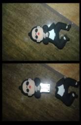 Kpop Pendrive Psy 4gb + Anel Exo M - c/73 albuns e mini albuns diversos