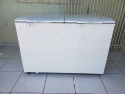 Freezer Dupla Ação Electrolux Horizontal Usado 110 Volts Entrego e Aceito Cartão