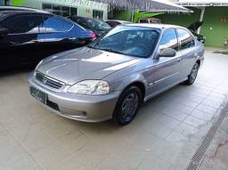 Civic lx 1.6 2000 gasolina automático