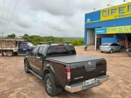 Pick-up Nissan Frontier SVATK 4x4 diesel - 2014