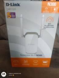 Roteador repatidor de wi-fi N300