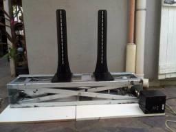 LIFT de piso GAIA para TV e monitor