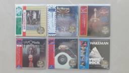 Rick Wakeman - 8 Títulos - Preço da unidade s consulta