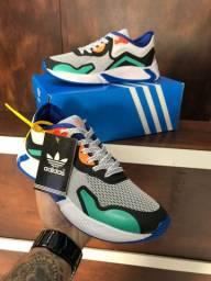 Tênis Adidas Alphabounce. - $190,00