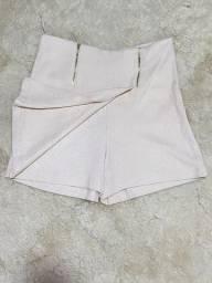 Shorts Saia Le Lis Blanc - Novo