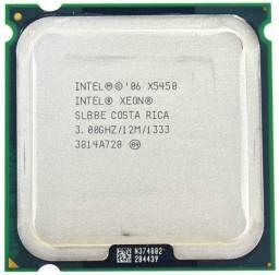 Processador xeon x5450 quad core 775