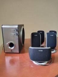 Home Theater marca Clone multimidia Speaker 5.1
