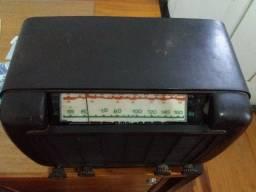 Rádio Cadete a válvula 1939