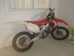 Vendo moto de trilha Crf 250