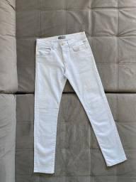 Calça jeans masculina ZARA 38