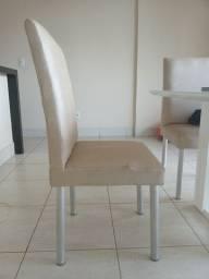 Jogo de cadeira de mesa de jantar