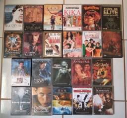 Troco Filmes em DVD por Jogos de Videogames