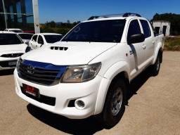 Hilux SR 2013 Automática Diesel 4x4