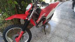 CRF 250F 2019 impecável manual e chave reserva nota fiscal.
