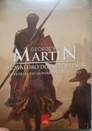 Livro O Cavaleiro dos Sete Reinos - Game Of Thrones