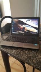 Vendo Notebook HP Core i3 /4gb ram/ hd 500gb Usado