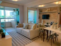 Apartamento 2 quartos 1 suíte e varanda gourmet no Setor Bueno