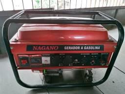 GERADOR DE ENERGIA A GASOLINA 3 KVA MONOFÁSICO PARTIDA MANUAL ? NG3100<br>