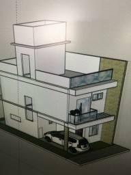 Casa Duplex 4/4 duas suítes Ipitanga valor R$ 420.000