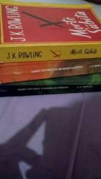 3 Livros Harry Potter