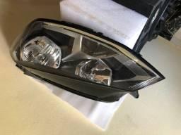 Par de farol Golf MK7 GTI / TSI 2014 até 2017