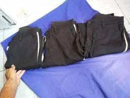 Calça skinner elastano bolso faca