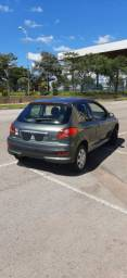 Peugeot Hatch 207 Completo Banco Couro