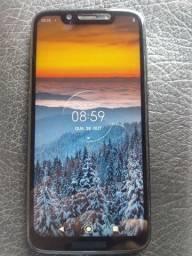 Vendo este celular G7 play,de 32gb,2de ,ram semi novo