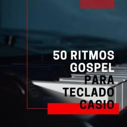 Ritmos Gospel para Teclado Casio
