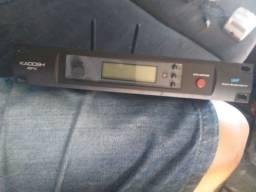 Sistema de microfone sem.fio