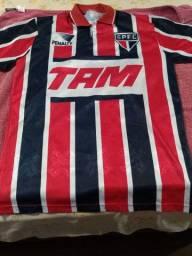 Camisa do São Paulo Paulo Original 1993/1994