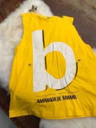 Blusa Farm Banana