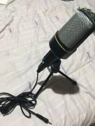 Microfone condensador SFL 920 novo