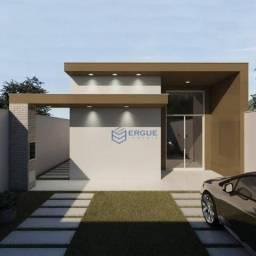 Casa com 3 dormitórios à venda, 103 m² por R$ 295.000 - São Bento - Fortaleza/CE