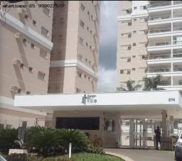 Apartamento para Venda em Cuiabá, Jardim Aclimação, 3 dormitórios, 2 suítes, 3 banheiros,