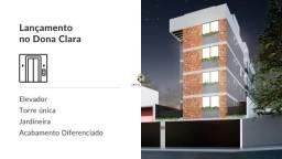 Apartamento à venda com 2 dormitórios em Dona clara, Belo horizonte cod:4071