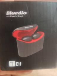 """Fone sem fio bluetooth 5.0 Bluedio Elf """"Novo"""""""