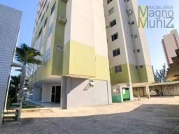 Edifício Acrópole I - Apartamento com 3 dormitórios à venda, 60 m² por R$ 135.000 - Papicu
