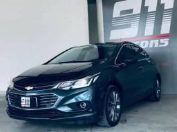 CRUZE 2017/2018 1.4 TURBO LTZ 16V FLEX 4P AUTOMÁTICO