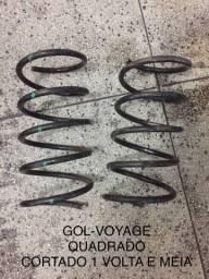 Mola gol/voyage quadrado