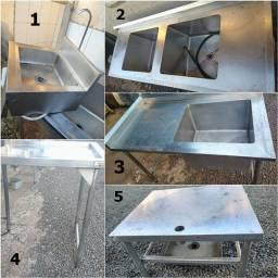 Equipamentos industriais aço inox 304