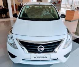 Nissan Versa V-Drive 1.6 SE AT 0KM IPVA 2021 PAGO