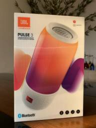Caixa de som JBL PULSE 3 comprar usado  Rio de Janeiro