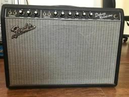Amplificador de guitarra Fender Deluxe Reverb '65 - Impecável comprar usado  Piracicaba
