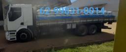 Caminhão truck VM-260 grade baixa