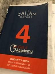 Livro Callan Method 4