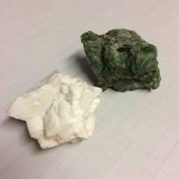Cristais pedras brutas brasileiras