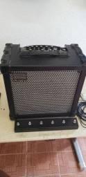Amplificador roland 80xl novo com footchitsch