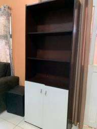 Vendo! armário multiuso com prateleiras para escritório ou quarto